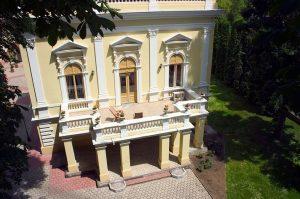 Puchner kastély – Bikal
