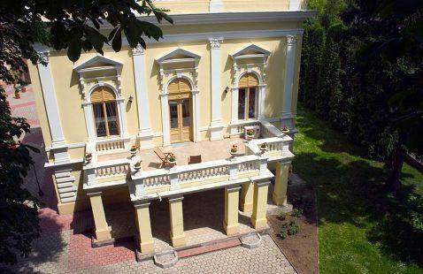 Puchner kastély - Bikal